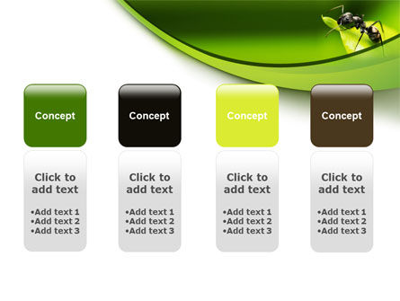 Ant PowerPoint Template Slide 5