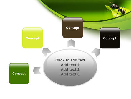 Ant PowerPoint Template Slide 7