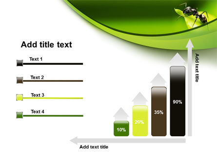 Ant PowerPoint Template Slide 8