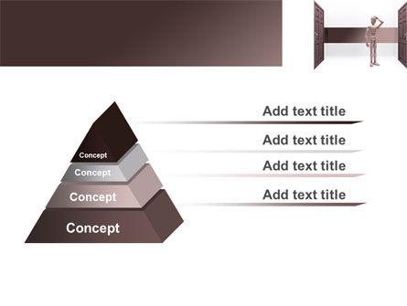 Two Doors PowerPoint Template Slide 12