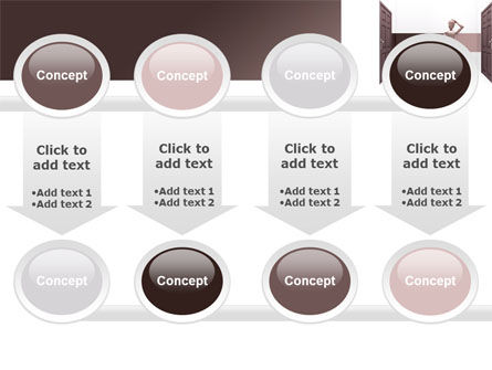 Two Doors PowerPoint Template Slide 18