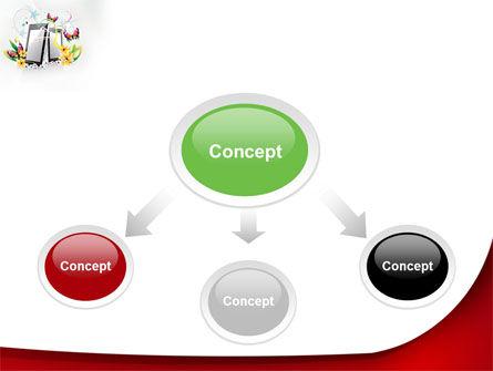 Smartphones PowerPoint Template Slide 4