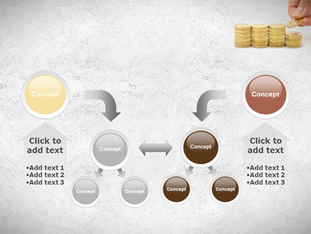 Money Saving PowerPoint Template Slide 19