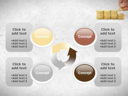 Money Saving PowerPoint Template Slide 9