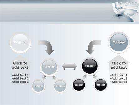 Boardroom PowerPoint Template Slide 19