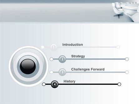Boardroom PowerPoint Template, Slide 3, 08363, Business — PoweredTemplate.com