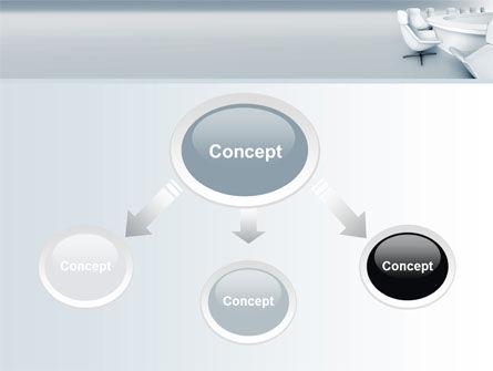 Boardroom PowerPoint Template, Slide 4, 08363, Business — PoweredTemplate.com