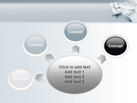 Boardroom PowerPoint Template Slide 7