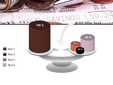 Personal Savings PowerPoint Template Slide 10