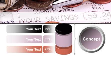 Personal Savings PowerPoint Template Slide 11