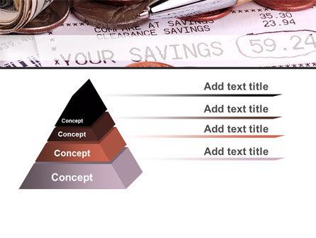 Personal Savings PowerPoint Template Slide 12