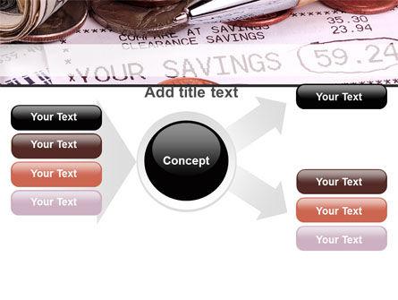 Personal Savings PowerPoint Template Slide 14