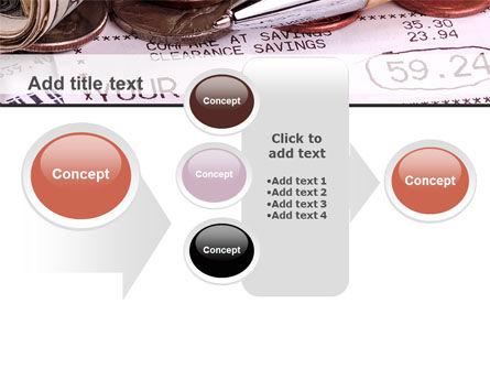 Personal Savings PowerPoint Template Slide 17