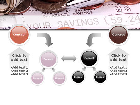 Personal Savings PowerPoint Template Slide 19