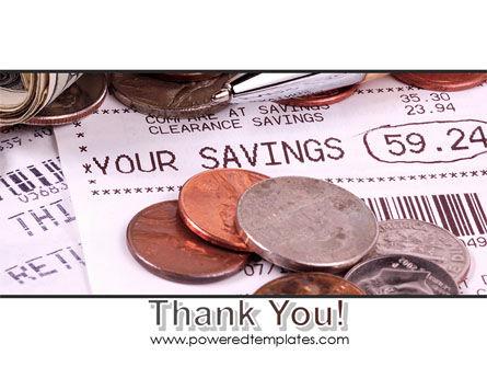 Personal Savings PowerPoint Template Slide 20