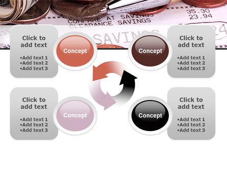 Personal Savings PowerPoint Template Slide 9