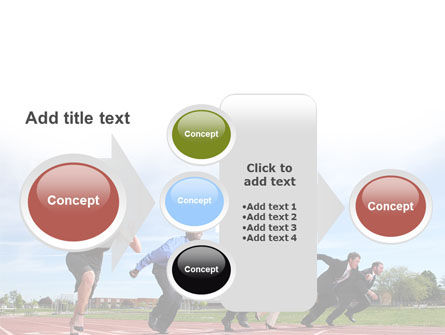 Business Competition PowerPoint Template Slide 17