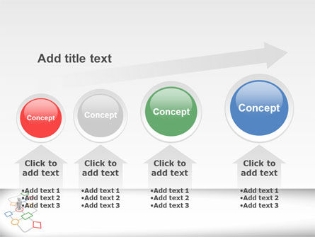 Flowchart PowerPoint Template Slide 13