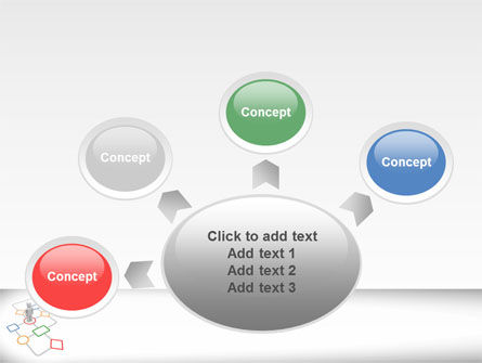 Flowchart PowerPoint Template Slide 7