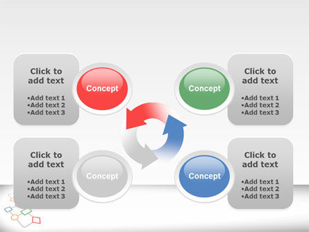 Flowchart PowerPoint Template Slide 9