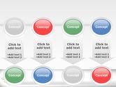 Flowchart PowerPoint Template#18