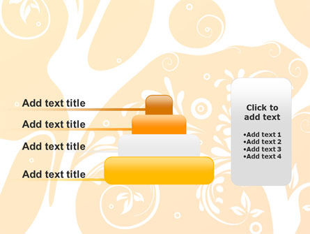 Yellow Design Background PowerPoint Template Slide 8