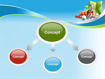 Golf Championships PowerPoint Template Slide 4
