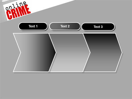 Online Crime PowerPoint Template Slide 16