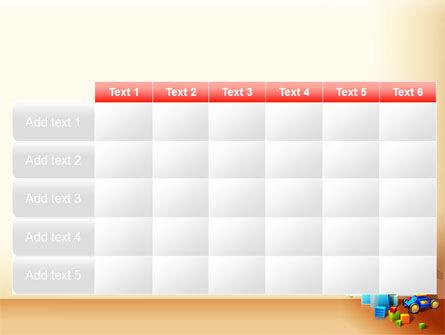 Building Calendar Free PowerPoint Template Slide 15