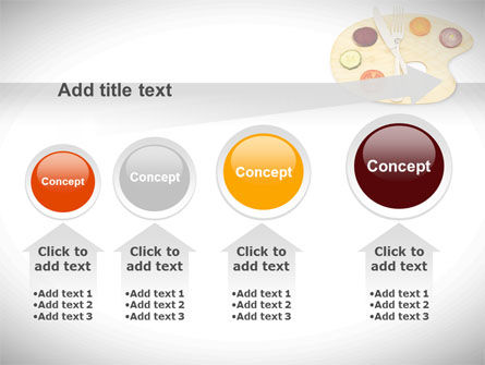 Healthy Diet PowerPoint Template Slide 13
