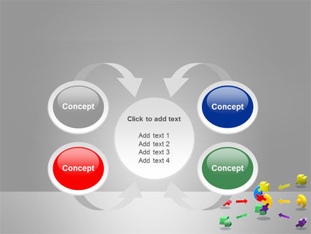 Profit Components PowerPoint Template Slide 6