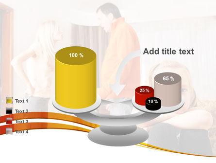 Family Quarrel PowerPoint Template Slide 10