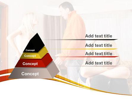 Family Quarrel PowerPoint Template Slide 12