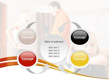 Family Quarrel PowerPoint Template Slide 6