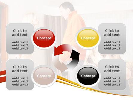 Family Quarrel PowerPoint Template Slide 9