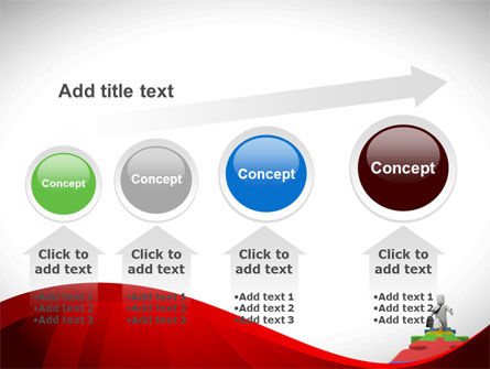 Business Way PowerPoint Template Slide 13