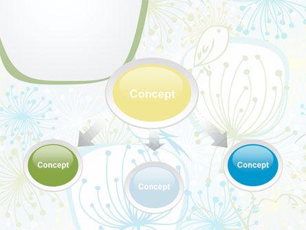 Flowers and Birds PowerPoint Template, Slide 4, 08401, Nature & Environment — PoweredTemplate.com