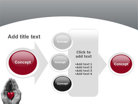 In Your Hands PowerPoint Template Slide 17