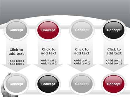 In Your Hands PowerPoint Template Slide 18