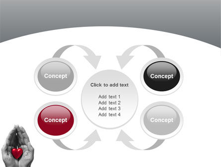 In Your Hands PowerPoint Template Slide 6