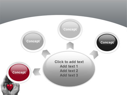 In Your Hands PowerPoint Template Slide 7