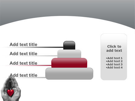 In Your Hands PowerPoint Template Slide 8