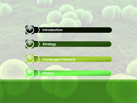 Meningococcus PowerPoint Template, Slide 3, 08407, Medical — PoweredTemplate.com