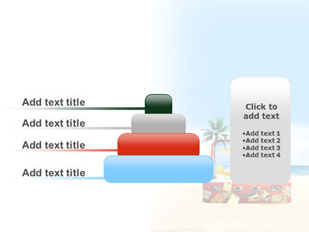 Vacation Suitcase PowerPoint Template Slide 8
