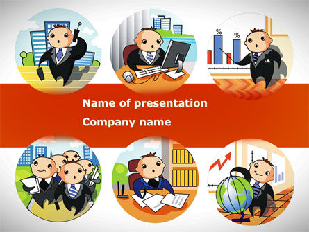 Business Activities PowerPoint Template