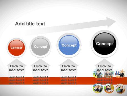 Business Activities PowerPoint Template Slide 13
