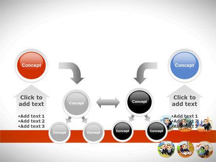 Business Activities PowerPoint Template Slide 19