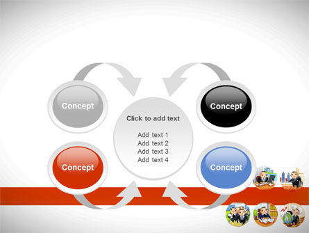 Business Activities PowerPoint Template Slide 6