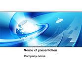Telecommunication: Business Companionship PowerPoint Template #08417