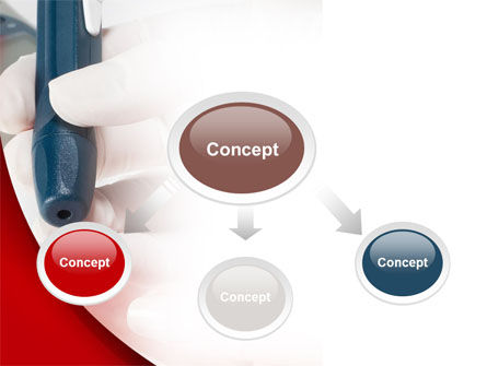 Blood Test Result PowerPoint Template, Slide 4, 08419, Medical — PoweredTemplate.com